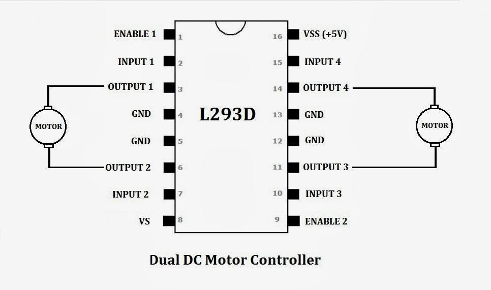 Circuito H : Circuitos integrados y microcontroladores circuito