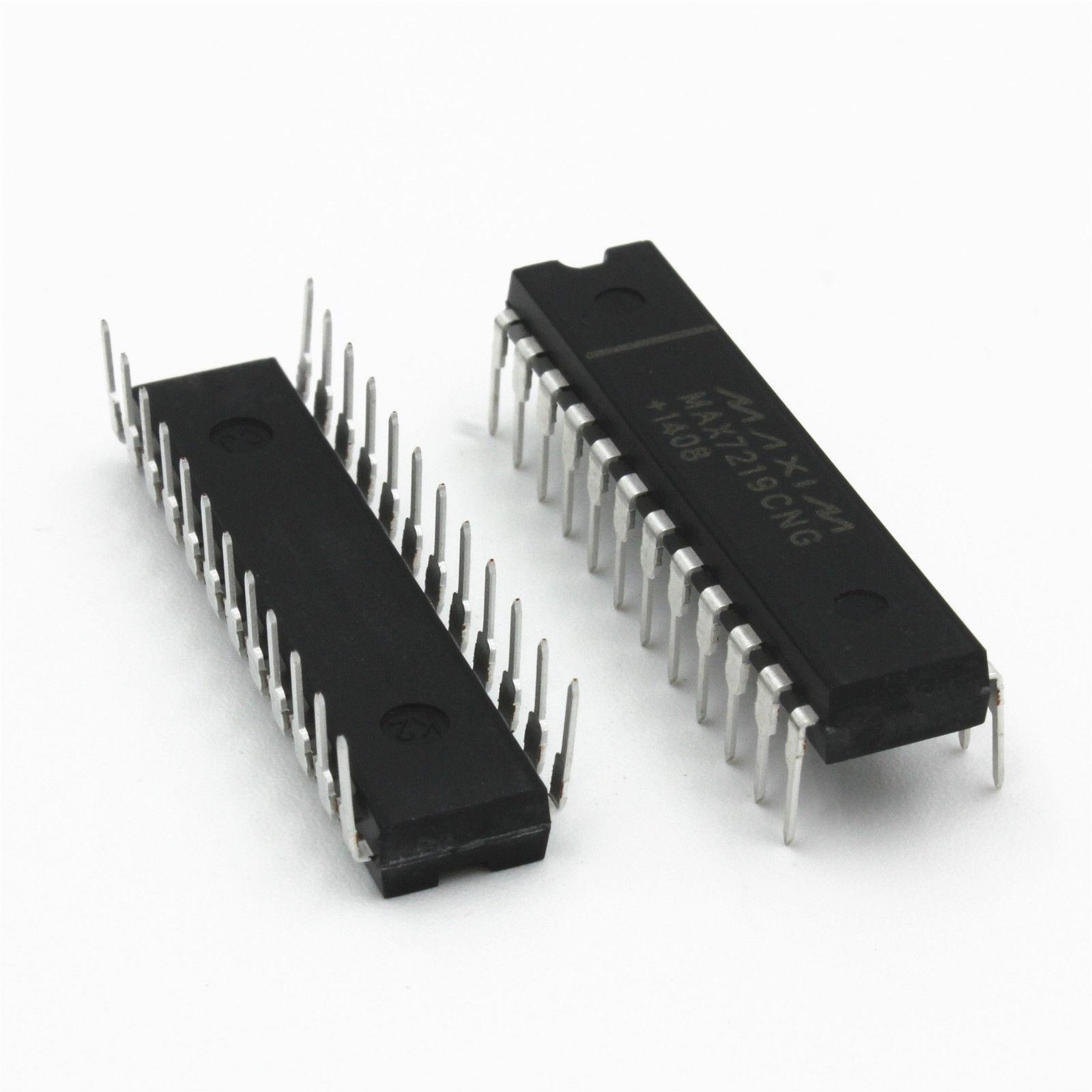 Circuito Integrado : Circuitos integrados y microcontroladores circuito integrado