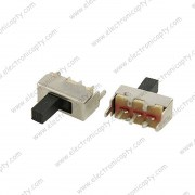 Mini Interruptor SPDT de 2 Posiciones - 3 pin