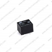 Mini Relay de Poder 24V DC SRA-24DC-CL 5 Pin