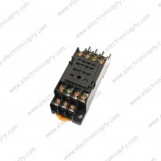 Base 14 Pin para Relay Omron