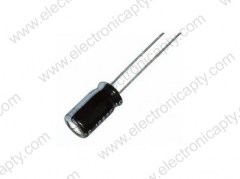 Capacitor Electroltico 6.8uF 50V