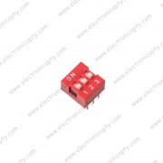Interruptor DIP Switch de 3P