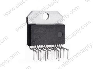 Circuito H : Circuitos integrados y microcontroladores circuito integrado