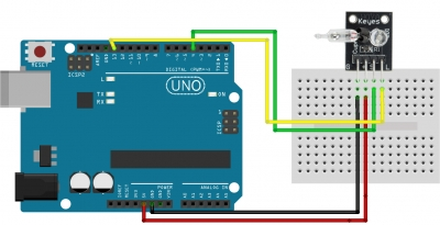 Manual - Modulo Sensor de Inclinacion con LED
